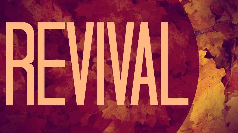 revival at benson baptist church baptist message