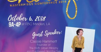 FBC Minden conference to help  girls find value in Jesus Christ