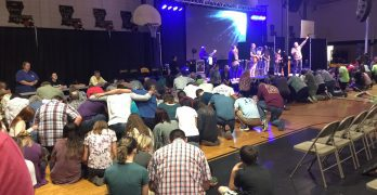 Tomorrow's Hope Crusade's powerful second night leads to 15 more salvations
