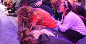 Edwards challenges LC students to be the Jesus generation, change the world