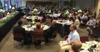 Banquet celebrates pregnancy center's success changing, saving lives
