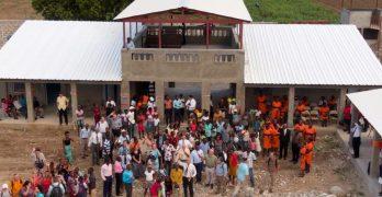 Louisiana Baptists celebrate completion of children's village in Haiti