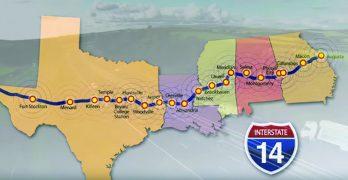 Caucus created to expand Interstate 14 through CENLA