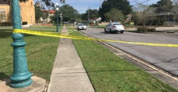 Man shot attending during double funeral at First Baptist Crowley