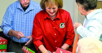 Operation Christmas Child set for 25th anniversary
