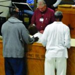 Chaplain in 'tall cotton' with jail ministry harvest