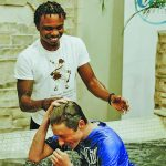 Celebration blessed with record baptisms
