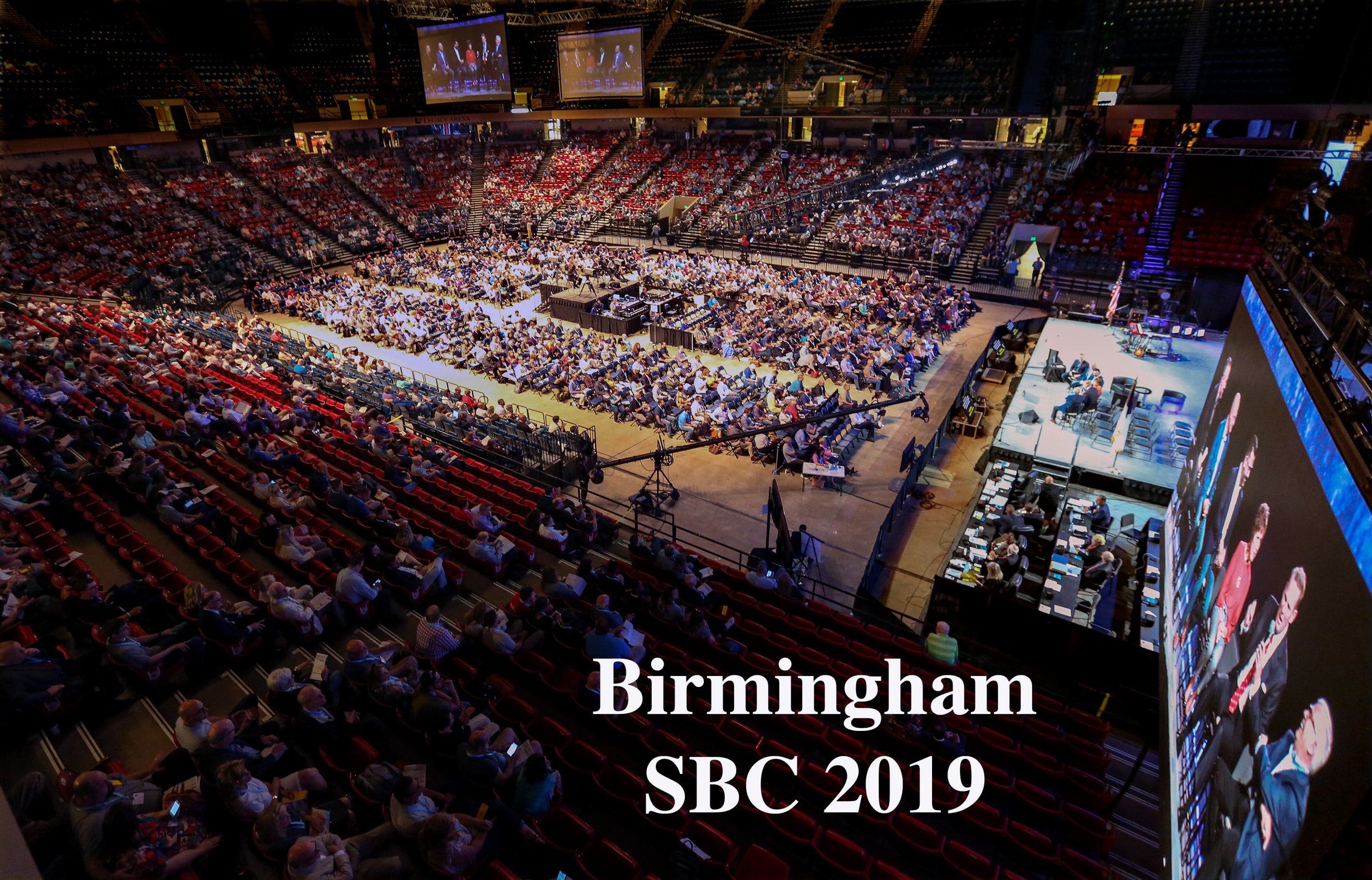 Southern Baptists identify sexual abuse, racism as disqualifying for