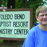 Angling for souls at Toledo Bend