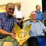 WWII veteran so thankful at 100