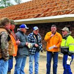 Louisiana DR chainsaw teams want to offer a helping hand