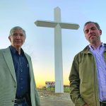 Cross on I-20 reminds believers Jesus watches over them