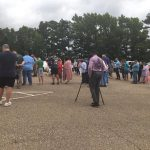 Mineral Springs Baptist celebrates  the church that was not destroyed by fire