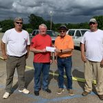 Working together: Mineral Springs receives $10,000 from Louisiana Baptists