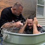 HIS Church keeps baptism pace despite pandemic
