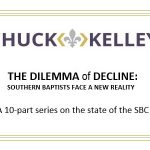 Chuck Kelley series on the SBC (3 of 10 articles)
