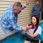Niece 'branded' as new believer after uncle's invitation to Cowboy Church