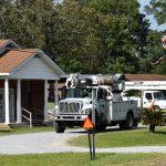 Despite power loss, Esler Baptist feeds community