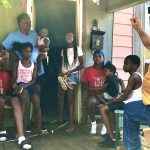 Disaster Relief efforts foster racial unity