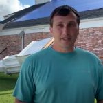 Jeremy Blocker, pastor, Maplewood FBC, Sulphur, talks about joyful neighbors helped by LBDR