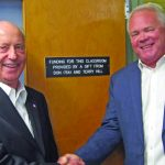 LC alum, wife aid students with scholarships, support LC with gift annuity